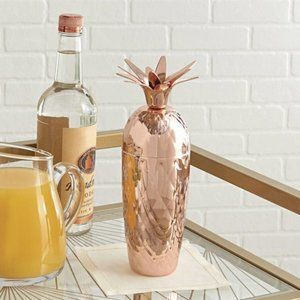 HP 🎉 Hammered Pineapple Cocktail Shaker
